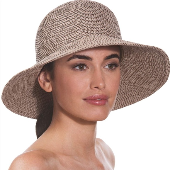 Eric Javits New York Accessories - Eric Javits Headwear Hat - Bella -  Natural UPF 50 7d71d717660e